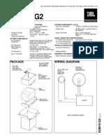 Adi Amplificator JblEON15G2service Manual Complet Lenau