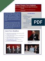 IAOP Newsletter - Chairman Australia Zia Qureshi
