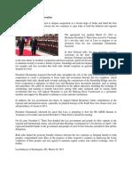 Laos, Myanmar Deepen Cooperation