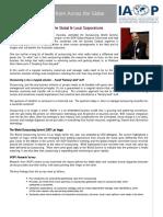 Zia Qureshi Outsourcing Paper Summary IAOP