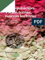 La inquisición. Viejos temas, nuevas lecturas - Jaqueline Vasallo y Manuel Peña (coords.).pdf