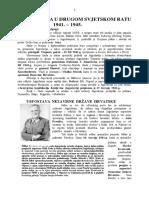LEKCIJA 09 - JUGOSLAVIJA TIJEKOM DRUGOG SVJETSKOG RATA, 1941. - 1945..pdf