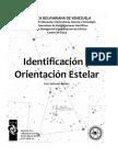 Identificación y Orientación Estelar