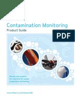 Monitorizare contaminati
