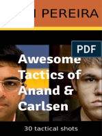 Awesome Tactics of Anand and Carlson