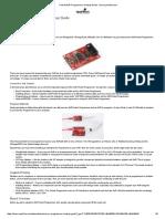 Pocket AVR Programmer Hookup Guide