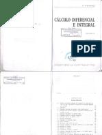 Cálculo Diferencial e Integral - Volume II - Piskounov