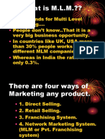 3) What is Mlm & types