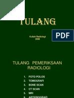 RADIOLOGI-TULANG