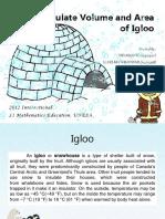 Calculate Igloo 2nd Ver.