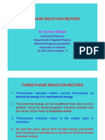 Three Phase Induction Motor