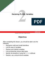 PLSQL Fundamentals Les 02