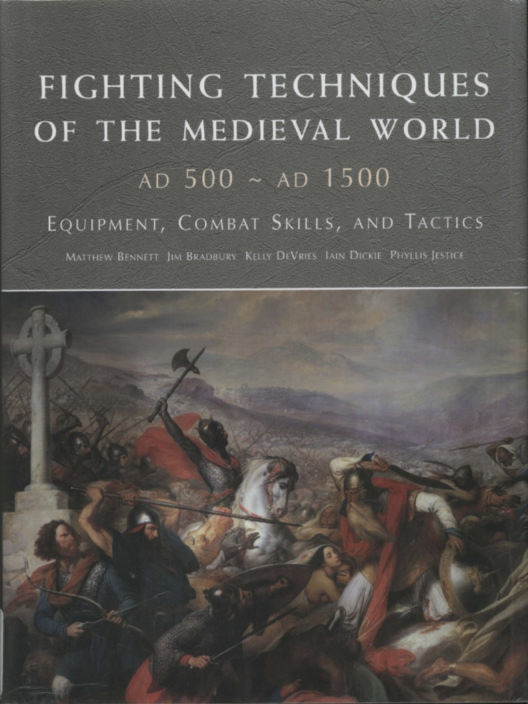 35f7e67ed081 Fighting Techniques of the Medieval World