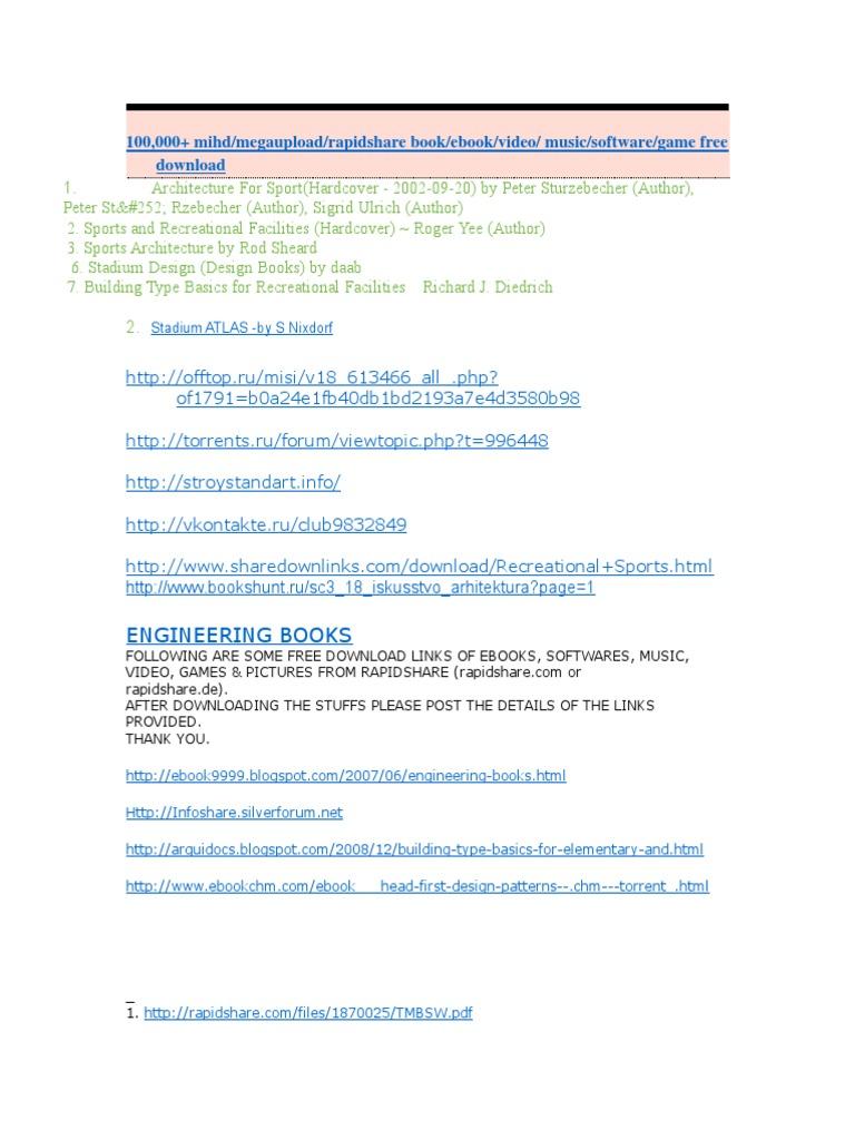html book torrent