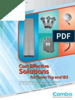 Cost Effective Solutions TowerTop IBS