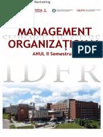 Management Organizational-Suport de Curs