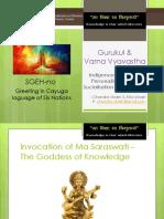 135 Gurukul & Varna Vyavastha - Indigenous System of Personalisation and Socialisation of Education