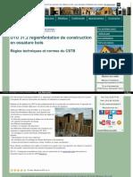 Https Www Maisonecomalin Com Pages Maison-ossature-bois Descriptif Le-dtu HTML