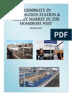 Geo (Fieldwork) Report