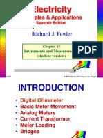 Fowler Instrumts n Msrmts 23s
