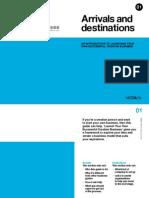 Arrivals & Destinations