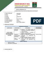 SESION 07 - 2° MAT - I UNI - FBC