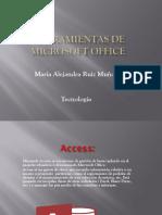 Herramientas de Microsoft Office