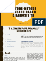 Metode-metode Terbaru Dalam Diagnosis TB