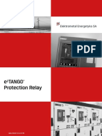 MV Protection Relay e2Tango