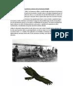 Los Primeros Aviones de Los Hermanos Wright