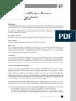 Diseño de Project Finance
