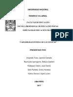 Monografia de Lenguaje.