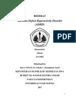 Referat ADHD Stase Jiwa