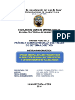 Informe Final de Sistemas Logisticos II