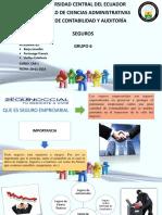 Diapositivas Seguros