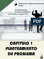 Racionalizacion- Trabajo - Expo
