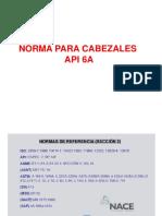 NORMAS CABEZALES
