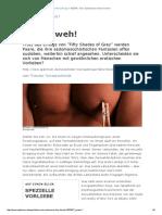 2017 BDSM Wie Sadomaso-Fans ticken - Spektrum der Wissenschaft