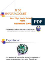 Decreto 3110 2004 Ministerio de Hacienda y Credito Publico