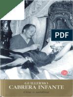 Guillermo Cabrera Infante - Cine o Sardina