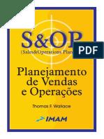 S&OP - Planejamento de Vendas e Operações (Thomas F. Wallace)