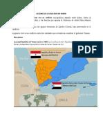 Acciones de La Cruz Roja en Yemen