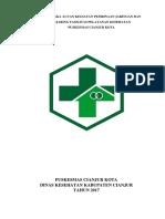 Kak Pembinaan Jaringan Dan Jejaring Fasilitas Pelayanan Kesehatan
