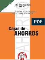 Convenio Cajas Ahorro 2007-2010
