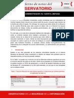 Articulo Cuenta Administrador vs Cuenta Limitada
