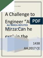Can Ali Mirza Explain Verse 142 Aal Imran