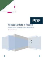 IB RP Fitness Centers in Prague Tamara