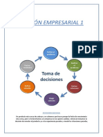 Toma de Decisiones Gestion Empresarial