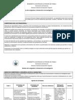 Secuencia Didactica Introduccion a La Investigacion