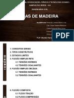 Vigas de Madeira v10